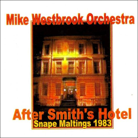 "CD Cover ""After Smith's Hotel"""