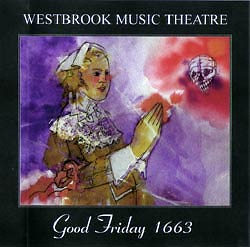 "CD Cover ""Good Friday 1663"""